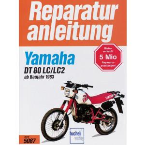 Yamaha DT 80 LC / LC2 (83>) - Reparaturanleitung