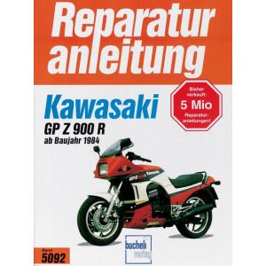 Kawasaki GPZ 900 R (84>) - Reparaturanleitung