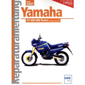 Yamaha XT 600 / 600 Ténéré (83-90) - Reparaturanleitung
