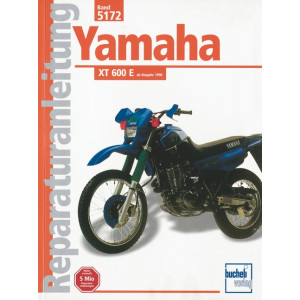 Yamaha XT 600 E (90>) - Reparaturanleitung