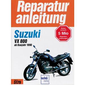 Suzuki VX 800 (90>) - Reparaturanleitung