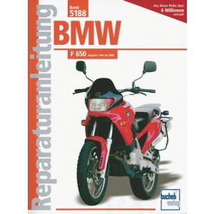 BMW F 650 Baujahre (93-00) - Reparaturanleitung