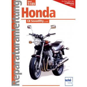 Honda CB Sevenfifty RC42 (1992-2002) - Reparaturanleitung