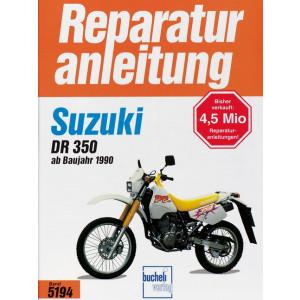 Suzuki DR 350 (90>) - Reparaturanleitung
