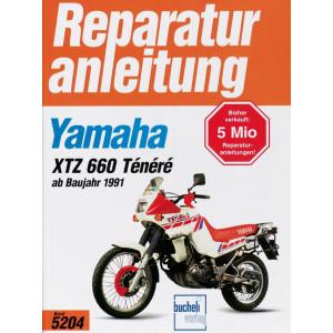 Yamaha XTZ 660 Tenere (91>) - Reparaturanleitung
