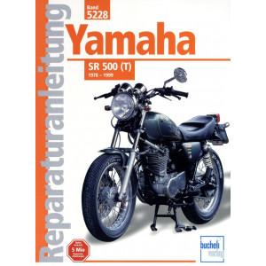 Yamaha SR 500 T (78-99) - Reparaturanleitung
