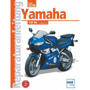 Yamaha YZF-R6 (ab 99) - Reparaturanleitung