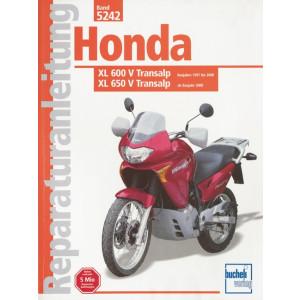 Honda XL 600 / 650 V Transalp (97>) - Reparaturanleitung