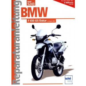 BMW F 650 GS / Dakar (2000-2007) - Reparaturanleitung