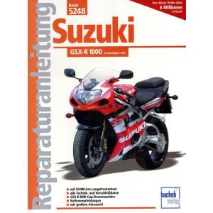 Suzuki GSX-R 1000 Reparaturanleitung