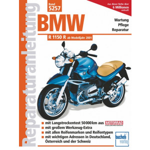 BMW R 1150 R (01>) - Reparaturanleitung