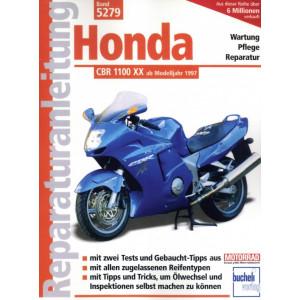 Honda CBR 1100 XX (1997-2007) - Reparaturanleitung