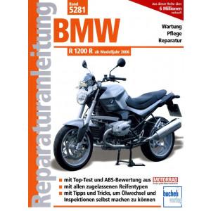 BMW R 1200 R (2006-2014) - Reparaturanleitung