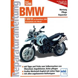 BMW F 650 GS (2008-2012) - Reparaturanleitung