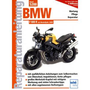 BMW F 800 R (2009-2015) - Reparaturanleitung