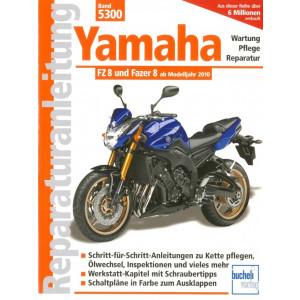 Yamaha FZ 8 / Fazer 8 (2010>) - Reparaturanleitung