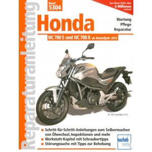 Honda NC 700 S und NC 700 X (2012>) Reparaturanleitung