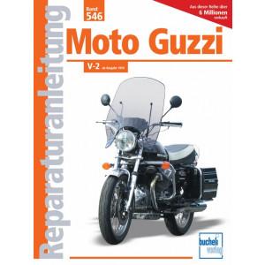 Moto Guzzi V2 (74>) - Reparaturanleitung