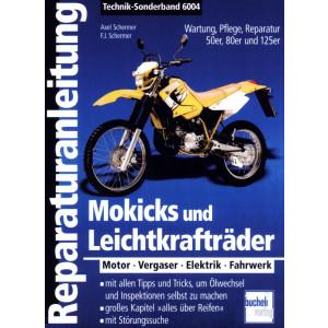 Mokicks und Leichtkrafträder 50  / 80 / 125 ccm³ - Bucheli Special
