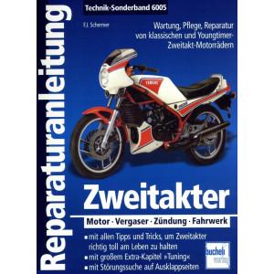 Zweitakter - Bucheli Reparaturanleitung Special