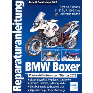BMW R 850 / 1100 / 1150 / 1200 GS (1994-2012) Bucheli Spezial 6012