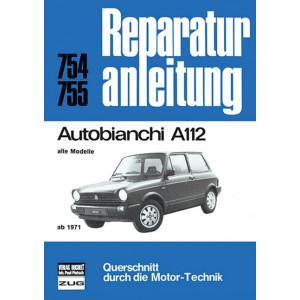 Autobianchi A112 (71>) - Reparaturanleitung