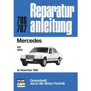 Mercedes W201 190 / 190E (82>) - Reparaturanleitung