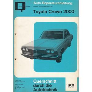 Toyota Crown 2000  - Reparaturanleitung