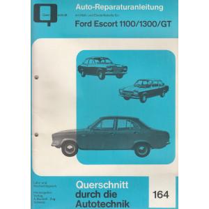 Ford Escort 1100 / 1300 / GT  - Reparaturanleitung