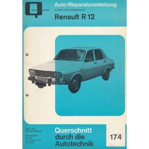 Renault R12 - Reparaturanleitung
