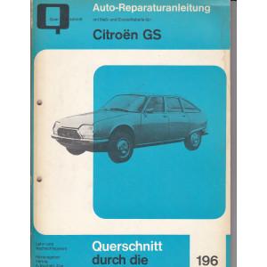 Citroen GS (70-79) - Reparaturanleitung