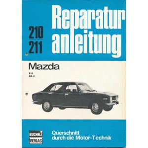 Mazda 616 RX-2 (70-79) - Reparaturanleitung