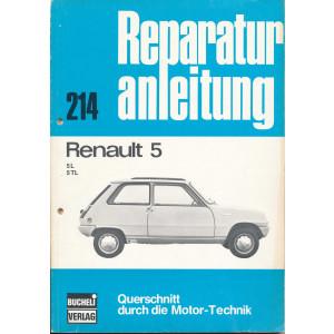 Renault 5 (72-85) - Reparaturanleitung