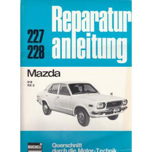 Mazda 818 / RX - 3 (71-78) - Reparaturanleitung