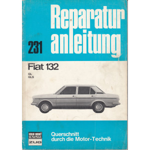 Fiat 132 - Reparaturanleitung