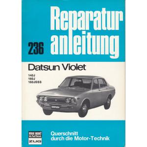 Datsun Violet (73-78) - Reparaturanleitung