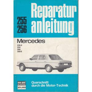 Mercedes 230.6 / 250 / 280 / 280 E (68-75) - Reparaturanleitung