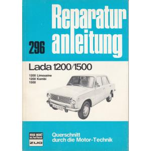 Lada 1200/1500 (71-85) - Reparaturanleitung