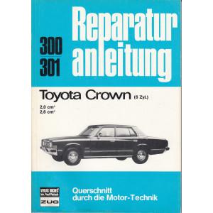 Toyota Crown (74-79) - Reparaturanleitung