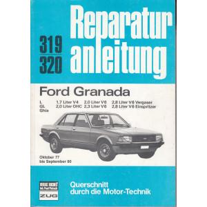 Ford Grananda (77-80) - Reparaturanleitung