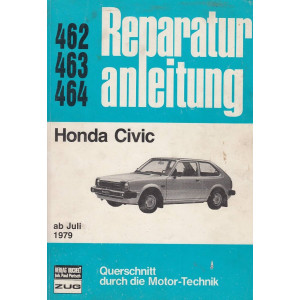 Honda Civic (ab 7.1979) - Reparaturanleitung