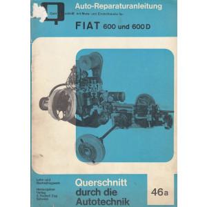 Fiat 600 und 600 D - Reparaturanleitung