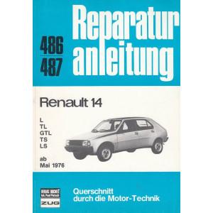 Renault 14 (ab 1976) - Reparaturanleitung