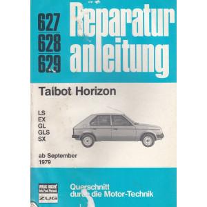 Talbot Horizon (ab 1979) - Reparaturanleitung