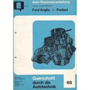 Ford Anglia / Prefect ab 1959 - Reparaturanleitung