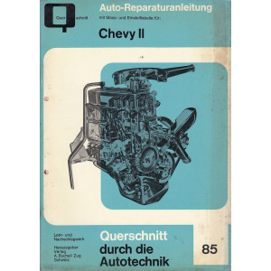 Chevy II 2 (62-68) - Reparaturanleitung