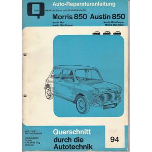 Austin / Morris Mini / Mini-Cooper  (59-67) - Reparaturanleitung