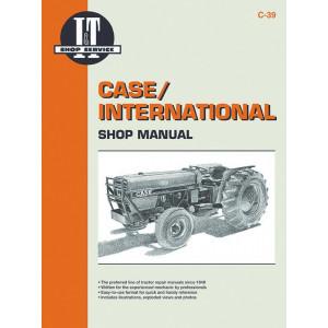 Case 385 / 485 / 585 / 685 / 885 - Repair Manual Clymer