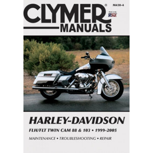 Harley-Davidson FLH / FLT Twin Cam 88 , 103 (99-05) Clymer Repair Manual