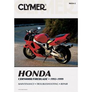 Honda CBR900RR/Fireblade, (93-99) - Reparaturanleitung